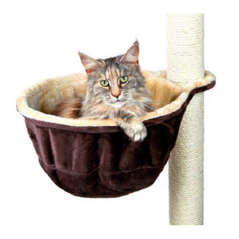 katzen kratzbaum liegemulde oder kuschelsack 38 cm. Black Bedroom Furniture Sets. Home Design Ideas